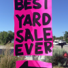 YARD SALE SATURDAY JUNE 13 & JUNE 20
