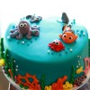 UNDER THE SEA CAKE/LIVING PLANET AQUARIUM PARTY