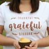 FASHION FRIDAY- THANKFUL T-SHIRT