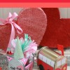 DIY VALENTINE'S MAILBOXES WITH CRICUT