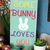DIY EASTER SIGN WITH CRICUT EXPLORE AIR 2