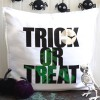 DIY TRICK OR TREAT PILLOW WITH THE CRICUT EASY PRESS