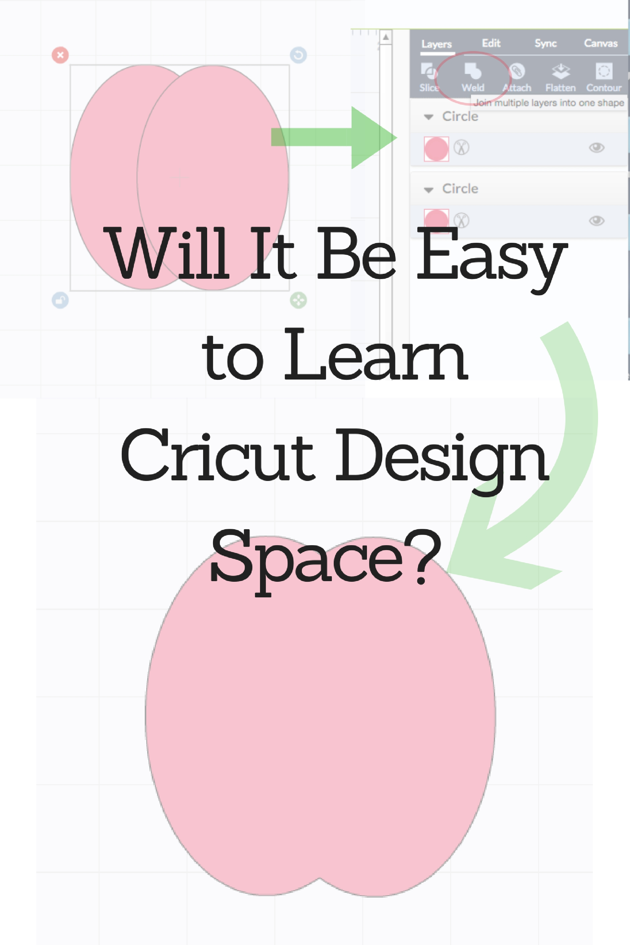 Top Tips And Tricks: The Basics Of Cricut Design Space  Everyday Jenny